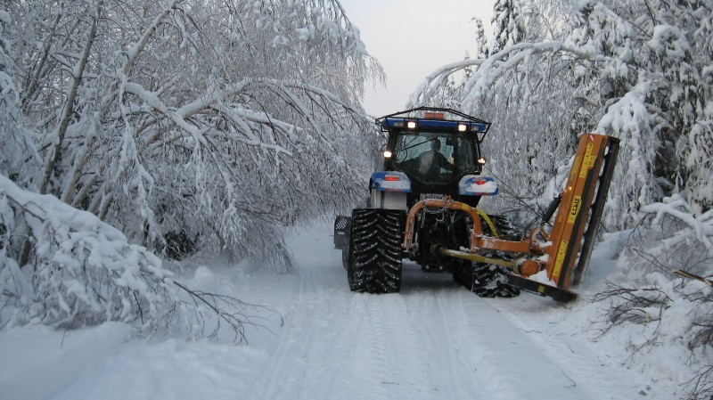 Best Snow Tires >> Mountain Grooming Equipment » Soucy Track